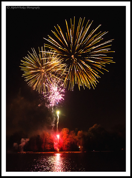 Fireworks November 2014 by Alpha Whiskey Photography