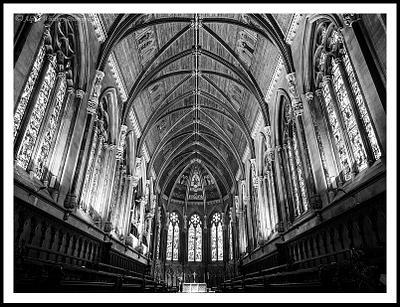 Cambridge In Monochrome