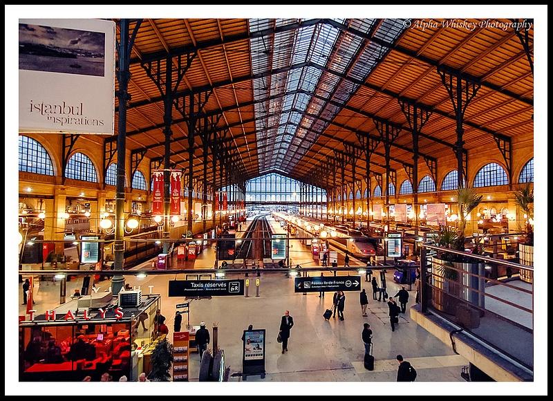 2 Gare Du Nord