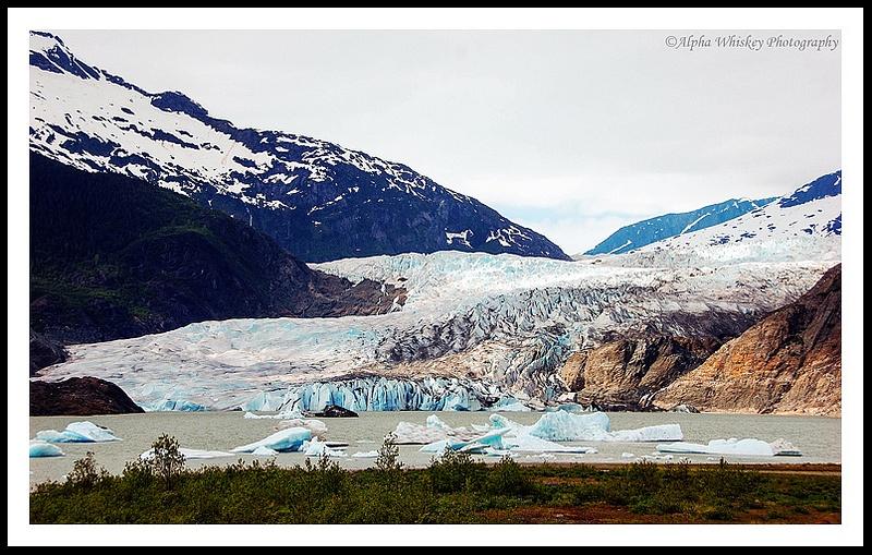 3 Mendenhall Glacier