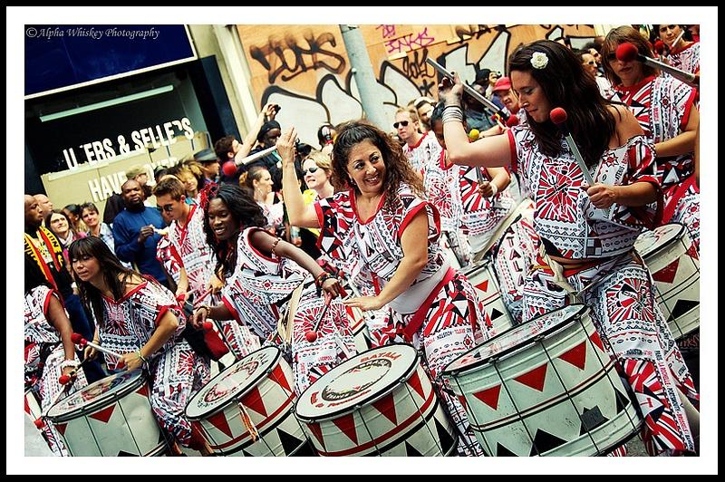5 Notting Hil Carnival