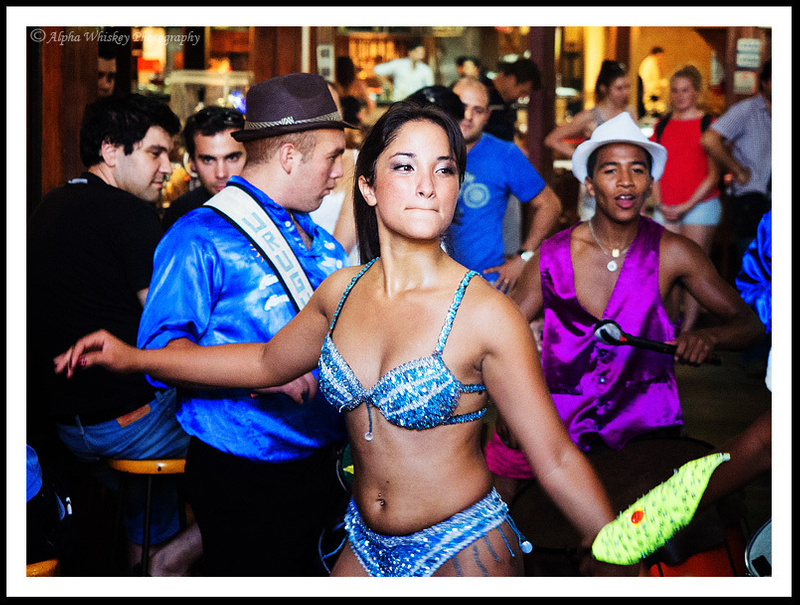6 Montevideo Samba