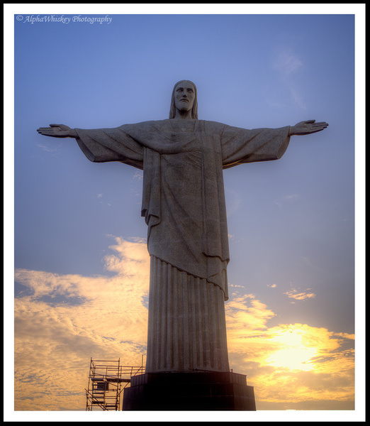 15 Christ Redeemer by Alpha Whiskey Photography