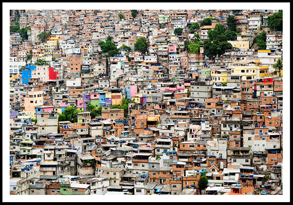 The Favelas by Alpha Whiskey Photography