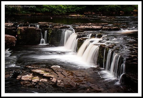 Aysgarth Falls by Alpha Whiskey Photography by Alpha...