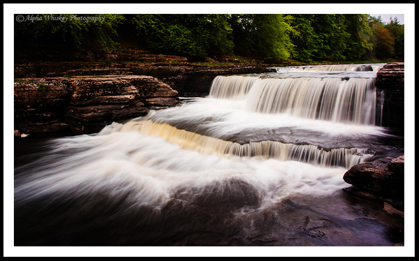 Aysgarth Falls by Alpha Whiskey Photography