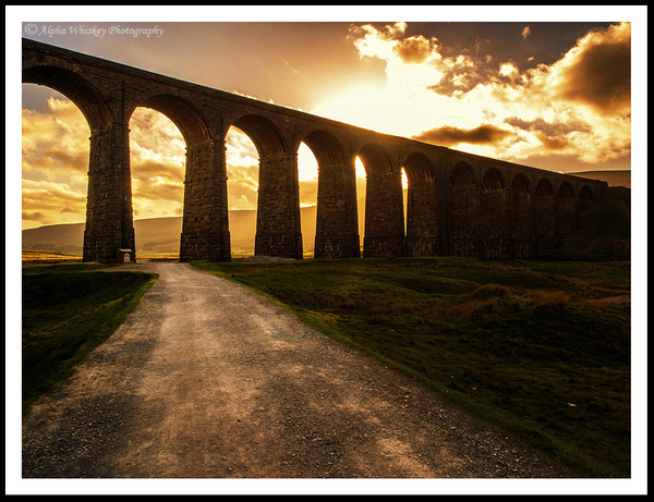 Ribblehead Viaduct by Alpha Whiskey Photography by Alpha...