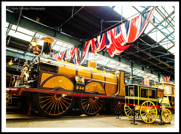 National Railway Museum by Alpha Whiskey Photography