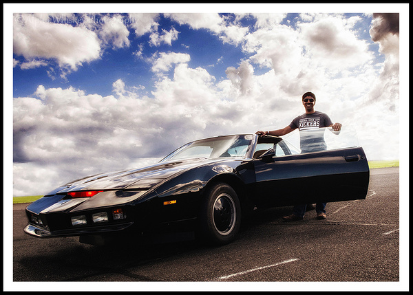 Knight Rider Experience by Alpha Whiskey Photography