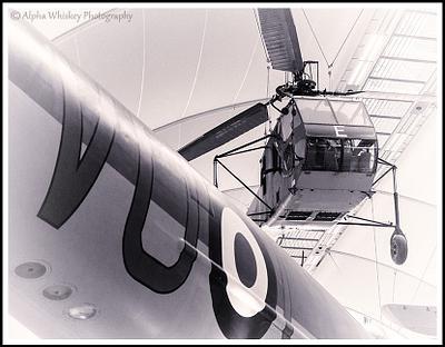 RAF Museum - A Brief Return