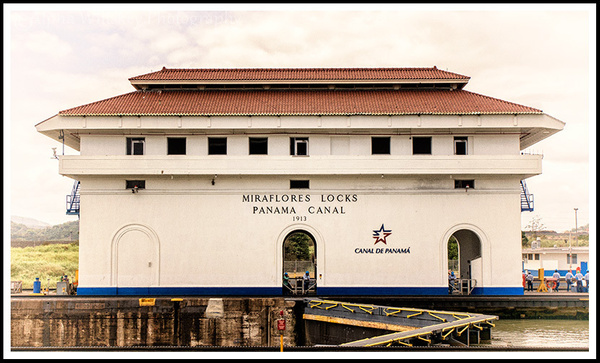 Panama Canal by Alpha Whiskey Photography