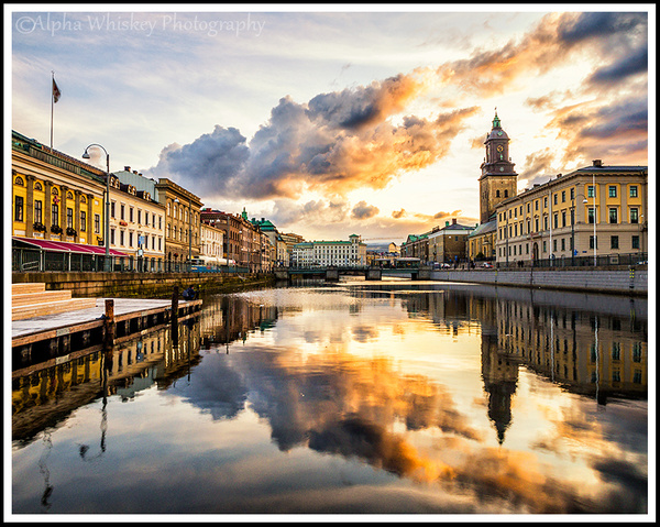 More Postcards From Gothenburg by Alpha Whiskey Photography