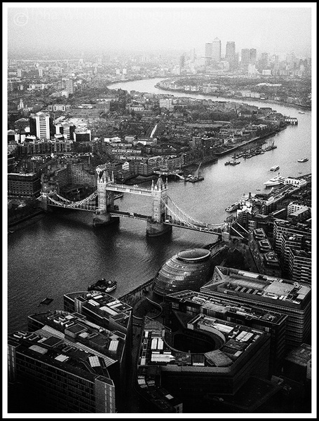 View From The Shard by Alpha Whiskey Photography by...