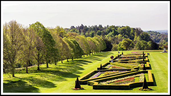Day At Cliveden by Alpha Whiskey Photography