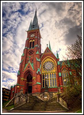 Oscar Fredrik Church