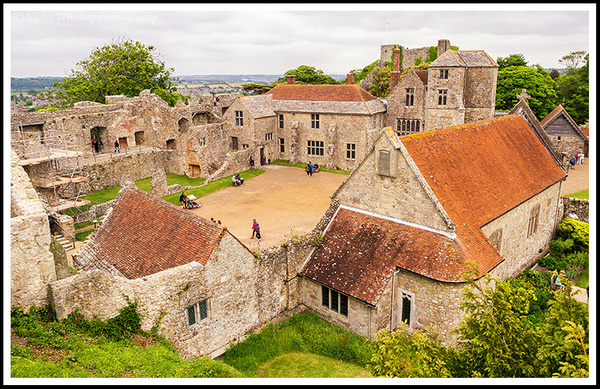 7 Carisbrooke Castle by Alpha Whiskey Photography