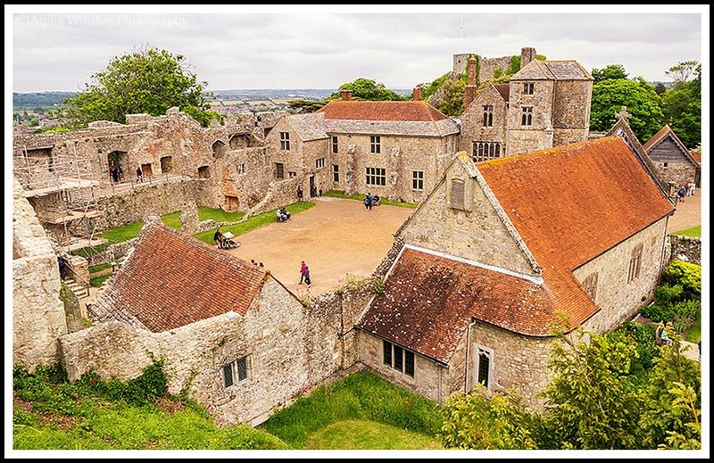 7 Carisbrooke Castle