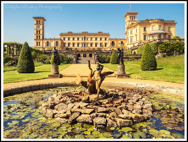 Osborne House by Alpha Whiskey Photography