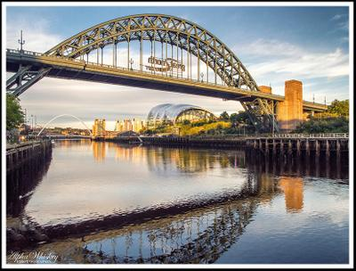 Postcard From Newcastle