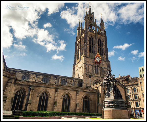 St Nicholas Cathedral by Alpha Whiskey Photography
