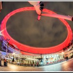 Fish Eye In London