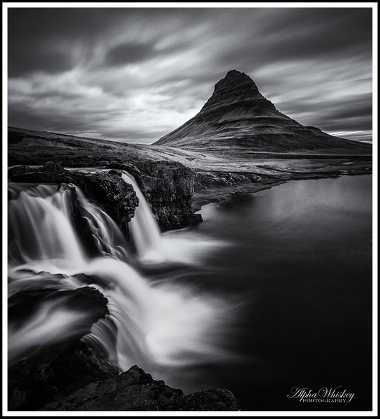 Kirkjufellsfoss by Alpha Whiskey Photography