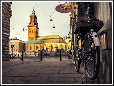 Gothenburg - Day to Dusk
