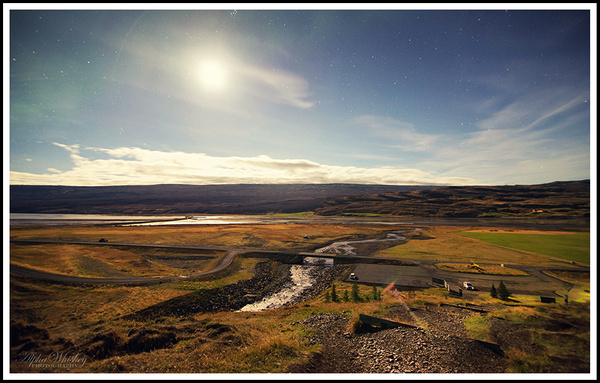 Godafoss And Dettifoss by Alpha Whiskey Photography