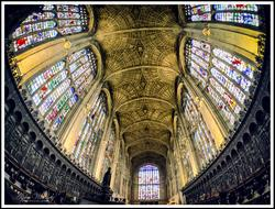 King's College Chapel Cambridge