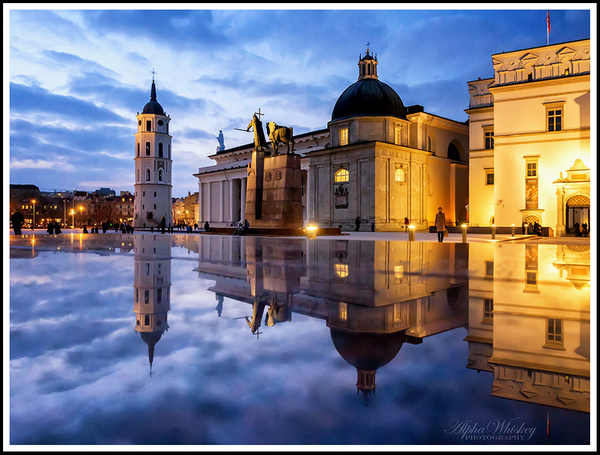 Postcards From Vilnius by Alpha Whiskey Photography