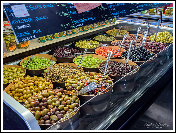 12 St Lawrence Market by Alpha Whiskey Photography