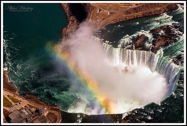 24 Niagara Falls by Alpha Whiskey Photography