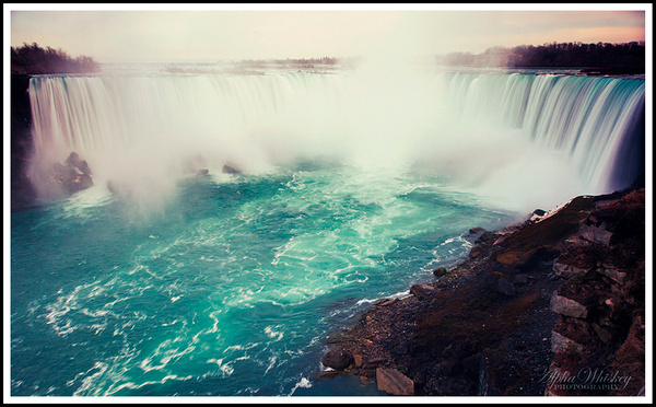 Niagara Falls by Alpha Whiskey Photography