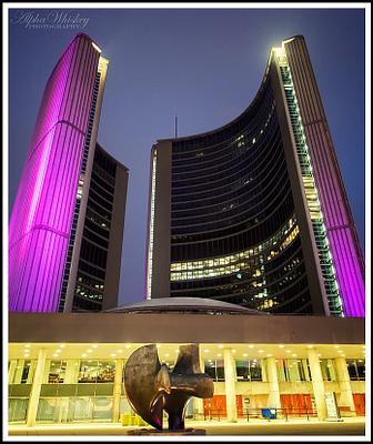 Towering Toronto
