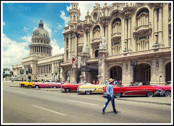 Cuba by Alpha Whiskey Photography