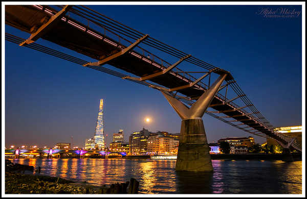 An Evening In London by Alpha Whiskey Photography