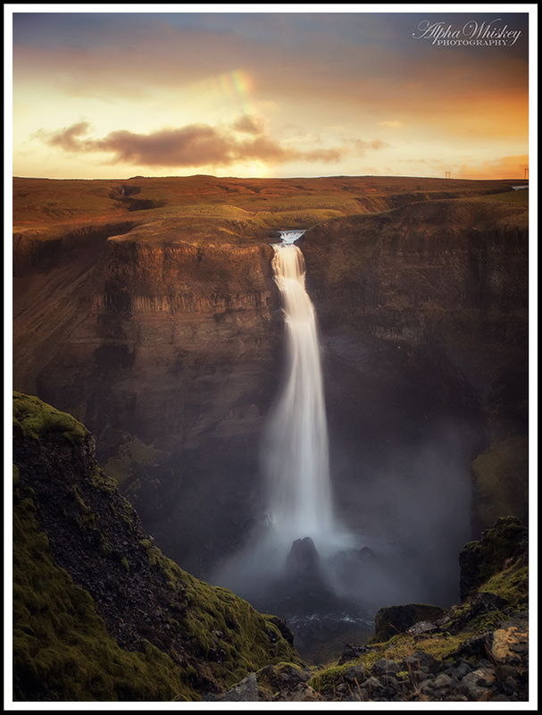 Haifoss To Oxarfoss