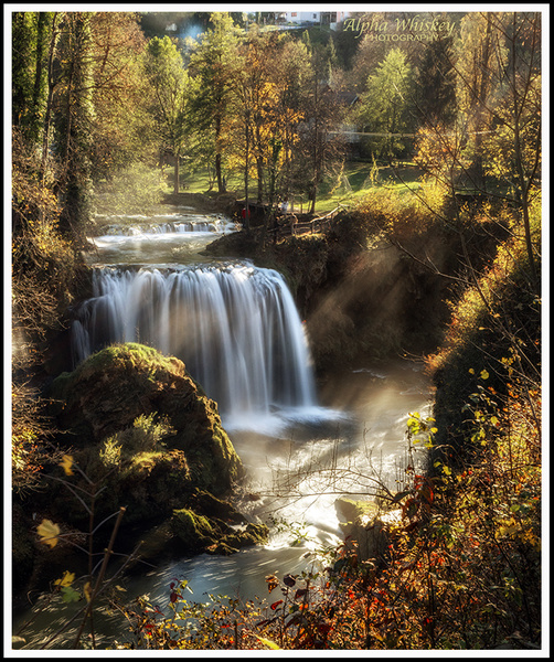 Rastoke by Alpha Whiskey Photography
