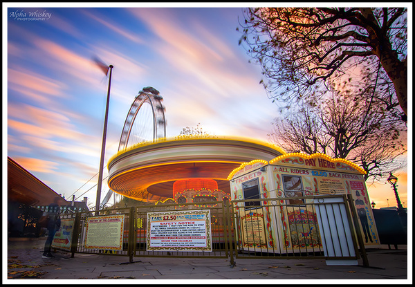 South Bank Long Exposures by Alpha Whiskey Photography