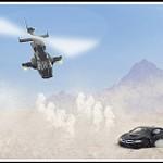 Airwolf vs BMW