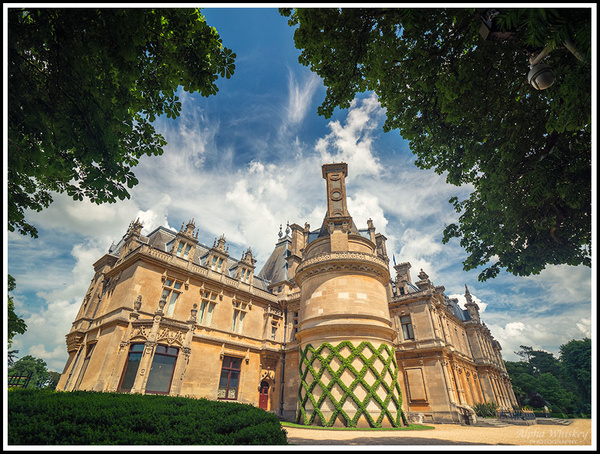 Waddesdon Manor 2018 by Alpha Whiskey Photography
