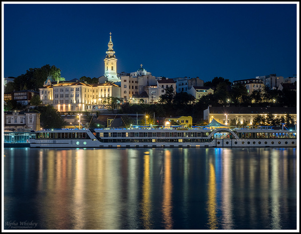 Postcards From Belgrade by Alpha Whiskey Photography