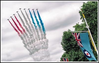 RAF Centenary Flypast