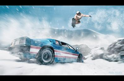 Esprit De Snow