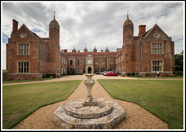 Melford Hall by Alpha Whiskey Photography