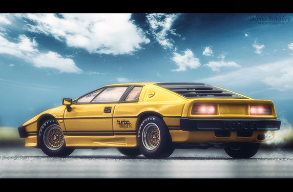 Lotus Esprit by Alpha Whiskey Photography