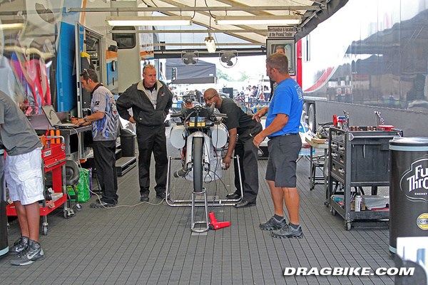 NHRA Englishtown - Chrissy by Dragbike by Dragbike