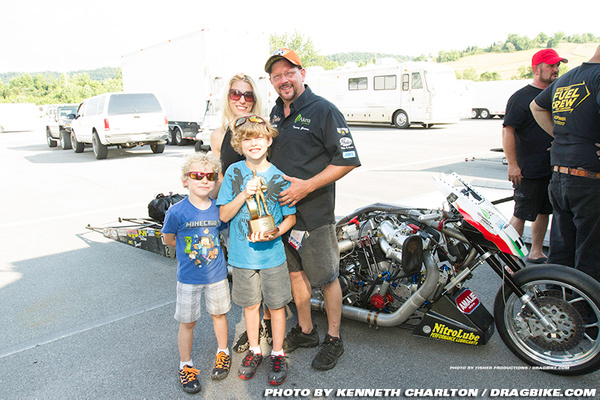 2014 NHRA Harley-Davidson at Bristol by Dragbike