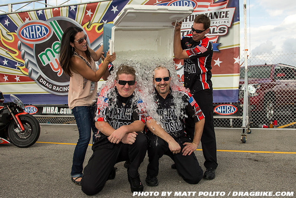 2014 NHRA U.S. Nationals at Indianapolis - 8/27-9/01 by Dragbike
