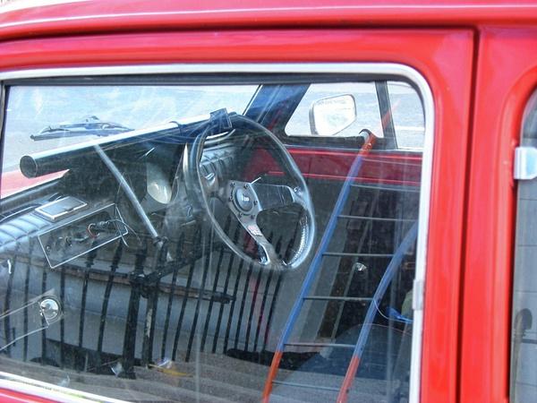 Maluch vel Fiat 126p in London by Matt ! by Matt !